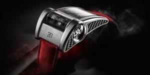 Chiêm ngưỡng loạt đồng hồ lấy cảm hứng từ xe hơi vừa ra mắt