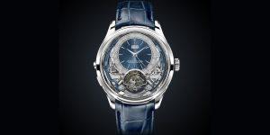 SIHH 2019: Jaeger-LeCoultre chế tạo đồng hồ Tourbillon đa trục thứ 5