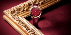 Omega giới thiệu Omega de Ville Trésor phiên bản kỷ niệm 125 năm