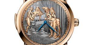 Đồng hồ gợi cảm: Những tuyệt phẩm từng bị gạch tên khỏi lịch sử chế tác