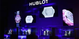 Hublot trình làng loạt siêu phẩm sapphire trong Hublot Sapphire Night