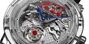 Chiêm ngưỡng tuyệt tác đồng hồ Speake-Marin 15 tỷ VND