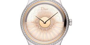 Dior Grand Bal Couture: Đồng hồ tùy biến, tại sao không?