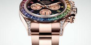 Điểm qua những mẫu đồng hồ cầu vồng đáng chú ý nhất