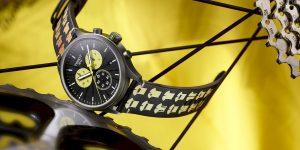 Tissot kỷ niệm 100 năm áo vàng Tour de France bằng Chrono XL phiên bản đặc biệt
