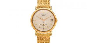 Christie's và Keystone phối hợp tổ chức đấu giá đồng hồ trực tuyến vào cuối tháng 7