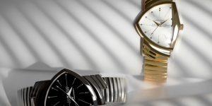 Đồng hồ cổ cho quý ông hiện đại: Hamilton Ventura