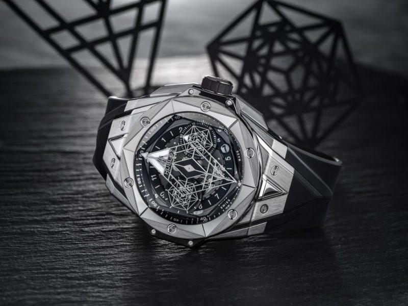 Đồng hồ Hublot Big Bang Sang Bleu II