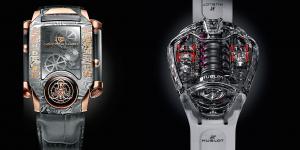 8 mẫu đồng hồ không hiển thị thời gian theo cách thức thông thường