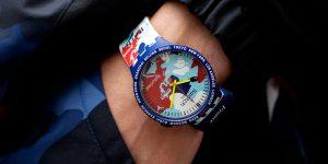 Đồng hồ xa xỉ và streetwear: Từ kẻ thù thành đồng minh
