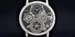 Piaget và hành trình 60 năm chế tác đồng hồ siêu mỏng tại Epitome of Luxury