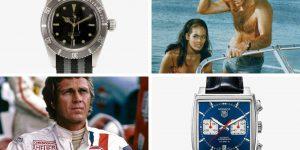 Đồng hồ trên phim: 13 cỗ máy huyền thoại đã đi vào lịch sử