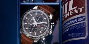 Chopard ra mắt đồng hồ tôn vinh tinh thần cuộc đua Mille Miglia