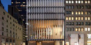 Chiêm ngưỡng vẻ uy nghiêm từ văn phòng của Rolex do David Chipperfield thiết kế