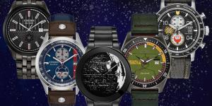 Citizen ra mắt đồng hồ Star Wars: Thần lực luôn bên người!