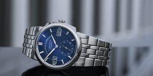 Lên tay Odysseus: đồng hồ thể thao đầu tiên của A. Lange & Sohne