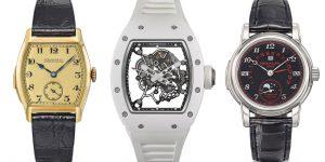 Tháng 11: Tháng thống trị của Rolex và Patek Philippe trên các sàn đấu giá Geneva