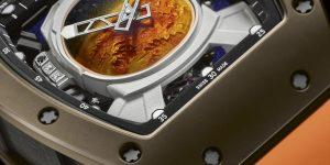 Richard Mille và Pharrell Williams đưa tín đồ đồng hồ lên sao Hỏa với Tourbillon RM 52-05
