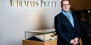 Bàn về thành công: CEO Audemars Piguet chia sẻ cách vận hành thương hiệu