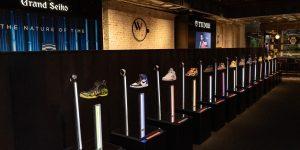 """Triển lãm """"Sneaker Time"""": Sự kết hợp chưa từng có giữa sneaker và đồng hồ cao cấp"""