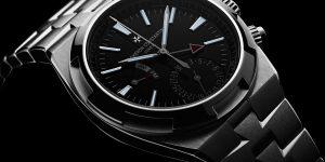 Vacheron Constantin Overseas Dual Time Black Dial trở lại với sắc đen huyền bí