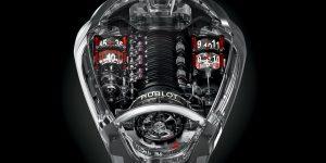 9 mẫu đồng hồ tourbillon sở hữu thiết kế công nghệ cao