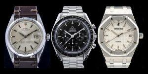 Muốn sưu tầm đồng hồ vintage? Hãy lắng nghe ý kiến từ chuyên gia