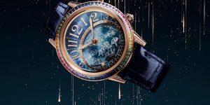 Heavenly watches: Cô đọng vẻ đẹp triệu năm của ngân hà lên cổ tay