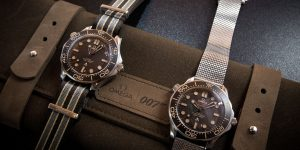 Chính thức công bố đồng hồ xuất hiện trong bộ phim Bond mới