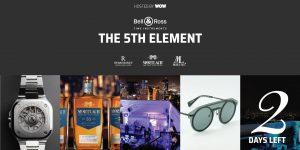 5 điều thú vị bạn không thể bỏ qua tại sự kiện Bell & Ross The 5th Element