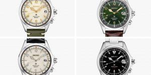 """Alpinist: Mẫu đồng hồ """"thần thánh"""" của Seiko chính thức trở lại với phiên bản nâng cấp"""