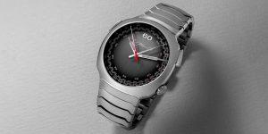 H. Moser & Cie. lần đầu tiên ra mắt đồng hồ thép thể thao Moser Streamliner