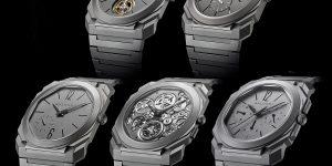 Bvlgari giới thiệu bộ sưu tập đồng hồ mới đậm tính biểu tượng