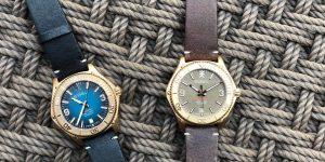 """Cult watch"" EBEL Discovery Bronze: Huyền thoại tái sinh"