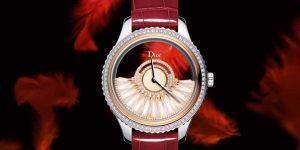Dior chào đón Tết Âm Lịch cùng hai mẫu đồng hồ mang đậm nét Á Đông
