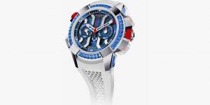 Chiêm ngưỡng mẫu đồng hồ Jacob & Co. cộng tác cùng Lionel Messi