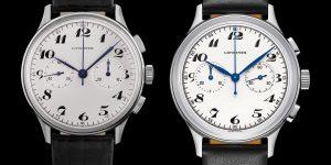 Đồng hồ cổ cho quý ông hiện đại: Longines Heritage Classic Chronograph 1946