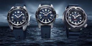 Seiko tái tạo 03 mẫu đồng hồ lặn biểu tượng nhân kỷ niệm 55 năm