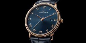 Blancpain Villeret Ultraplate 6651: Đẳng cấp đồng hồ siêu sang, siêu thanh lịch