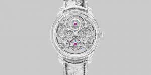 Girard-Perregaux ra mắt đồng hồ Quasar Light: Chuẩn tinh Quasar trong kỹ nghệ đồng hồ!
