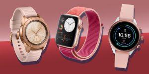Thời đại mới của thế giới đồng hồ: Đồng hồ thông minh đang ngày càng chiếm lĩnh