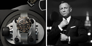 Omega Seamaster Diver 300M: Tiếp nối huyền thoại của siêu điệp viên James Bond