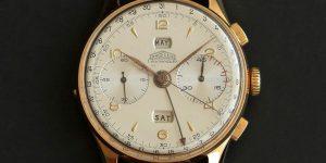 Angelus Chronodato: Cỗ máy bấm giờ tuyệt đẹp bị quên lãng