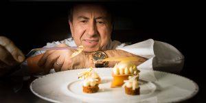 """Nhà sưu tầm đồng hồ Daniel Boulud: """"Thời gian là tất cả đối với một đầu bếp"""""""