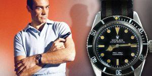 Điểm lại những chiếc đồng hồ từng khuấy đảo màn ảnh rộng trong loạt phim James Bond