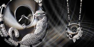 Đồng hồ dây chuyền – Mang sự sang trọng vào trang sức cổ điển