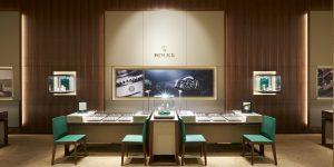 Covid-19: Rolex tái mở cửa cửa hàng lớn nhất thế giới tại Dubai