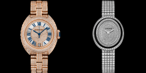 Đồng hồ Cartier đính hơn 2000 viên kim cương lần đầu tiên xuất hiện tại Việt Nam