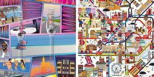 Cùng Swatch du lịch khắp thế giới trên ghế sofa và Instagram