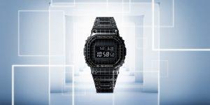 Đồng hồ G-Shock Grid GMW-B5000CS mới: Hiện đại hóa sự lỗi thời